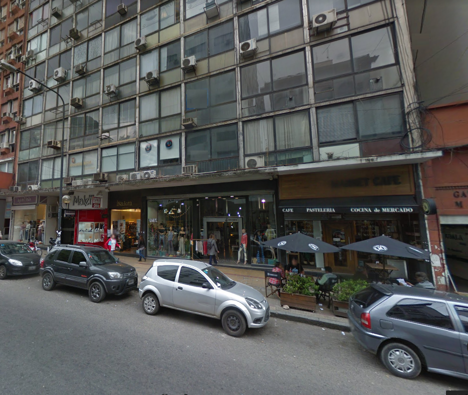 Oficina - La Plata
