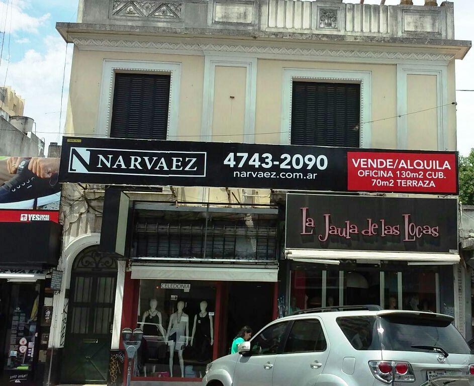 Oficina en venta-alquiler en San Isidro