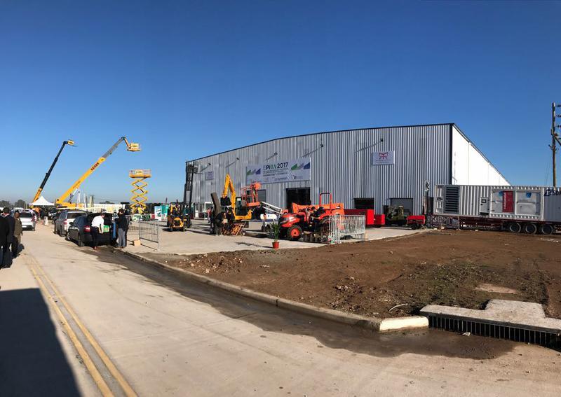 Deposito Nave Industrial 4942 m2 en Parque Industrial Ruta 6, Los Cardales