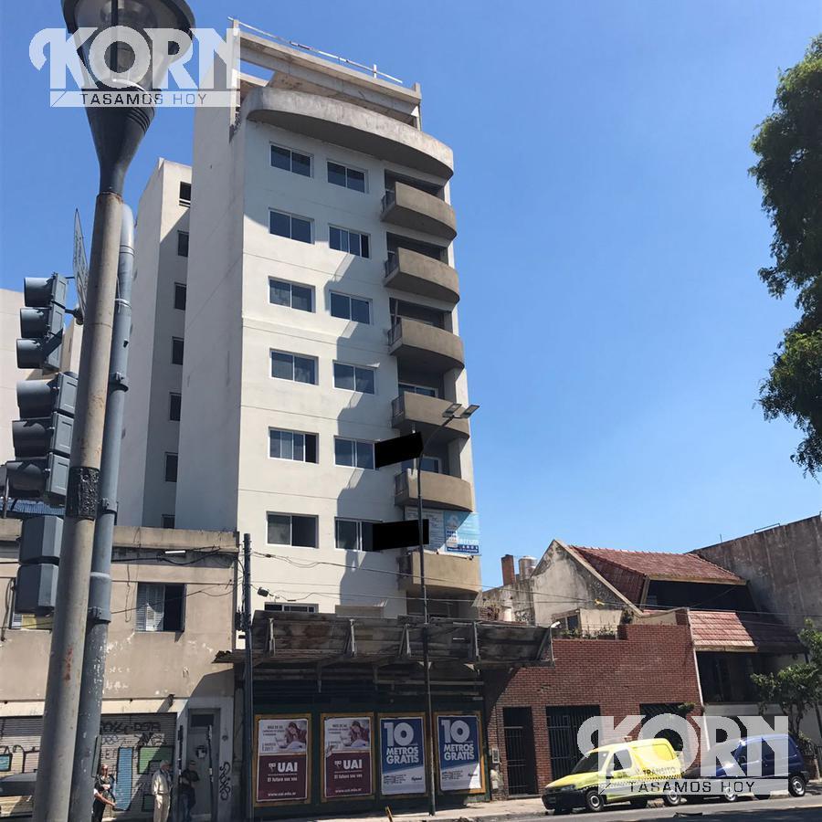 PARQUE PATRICIOS - OFICINA EN VENTA DE 1 AMBIENTE EN CONSTRUCCION