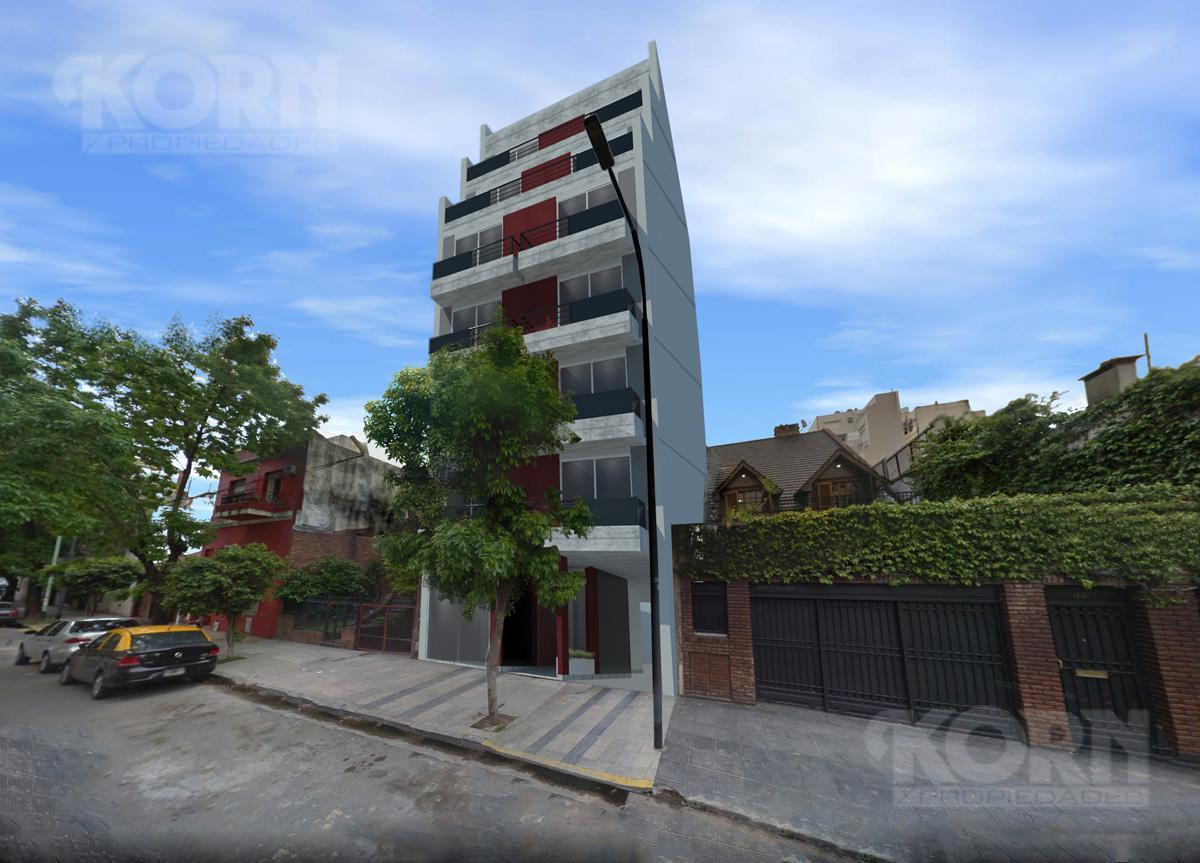 CABALLITO - DEPARTAMENTO EN VENTA DE 1 AMBIENTE EN CONSTRUCCION