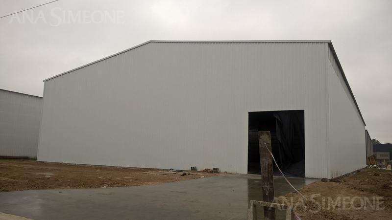 Excelente Galpón Industrial/Depósito de 1710 m2  A ESTRENAR