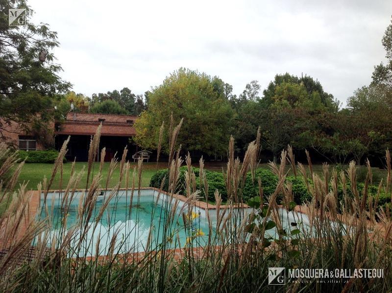 Lindísima quinta en Villa Rosa - Pilar
