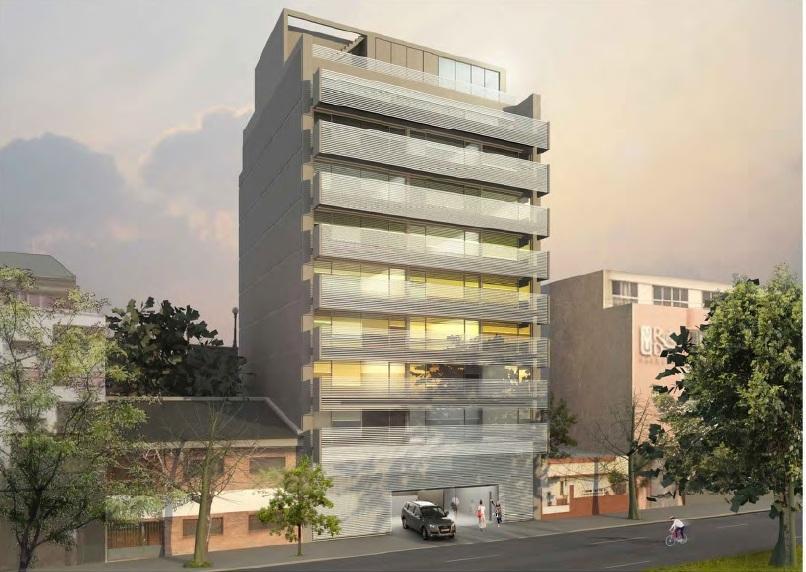 Foto Edificio en  Ruiz Huidobro 4630