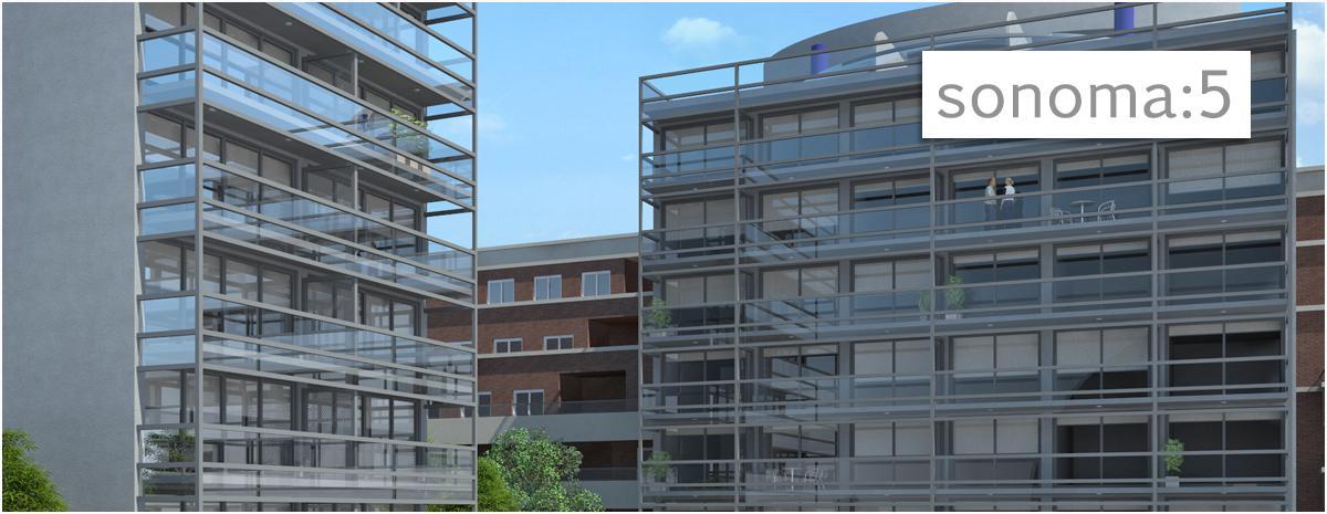 Sergio Villella. emprendimiento Edificio Sonoma 5 en General Paz - Cordoba