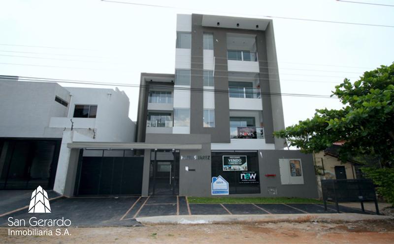 Foto Edificio en Mburucuya Vicente Suárez 2255 entre Congreso de Colombia y Veteranos del 70 numero 7