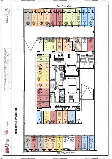Emprendimiento Black: Juncal 4622 (y Sinclair) en Palermo Nuevo