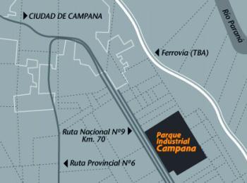 Foto unidad Terreno en Venta en  Campana,  Campana  Panamericana Ruta 9 km 70