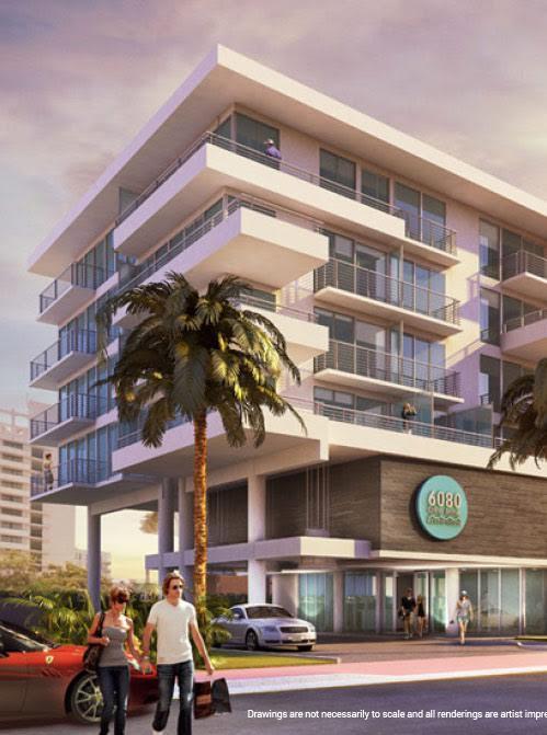 Emprendimiento 6080 COLLINS  en Miami Beach