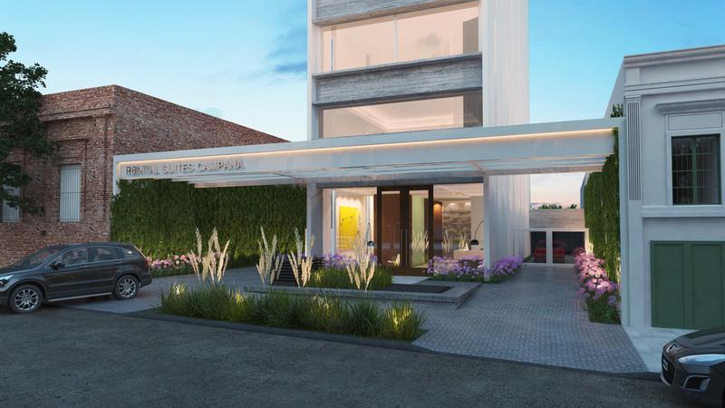 Foto Hotel en  Colón 212 - Rental Suites Campana