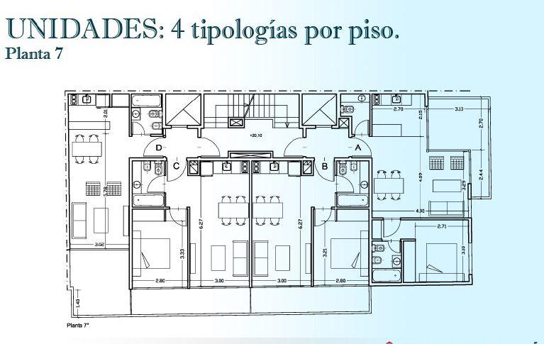 Emprendimiento Curapaligue 395 / Roof Garden en Caballito