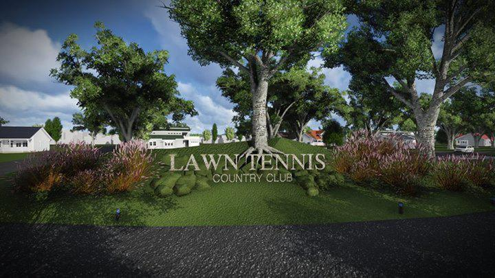 Foto Country en Parque 9 De Julio Lotes en exclusivo Country Lawn Tennis - La vida a  cinco minutos del centro numero 5