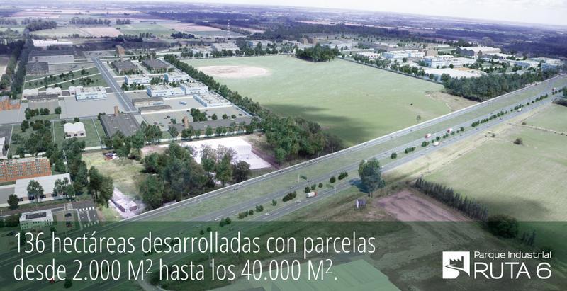 Foto Condominio Industrial en  Parque Industrial Ruta 6