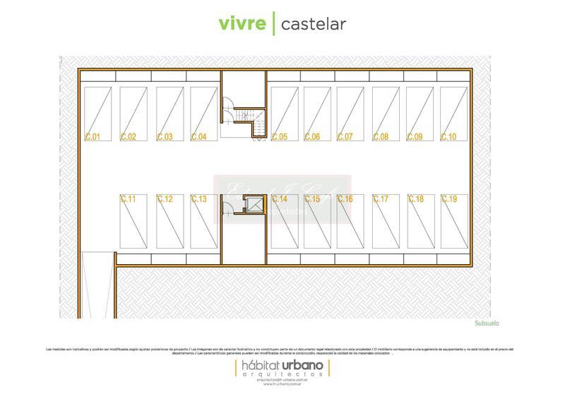 Foto Edificio en Castelar Sur Victorino de la Plaza 291 numero 15