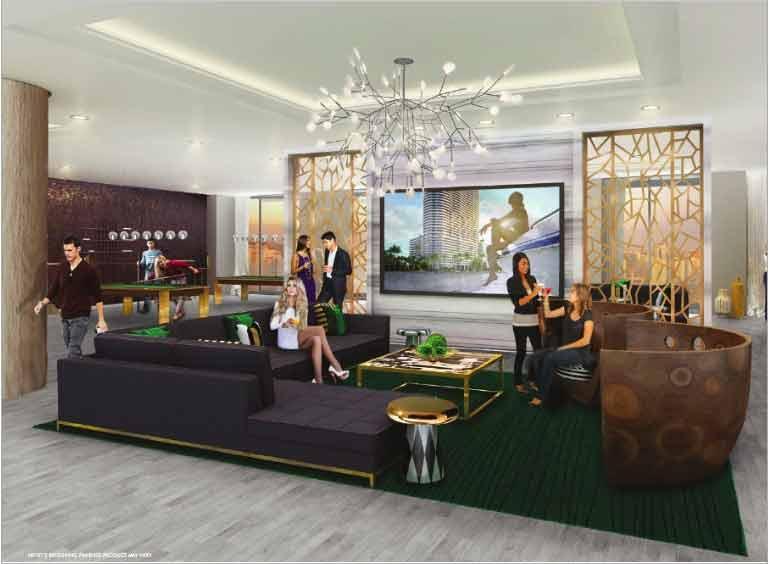 Emprendimiento ARIA ON THE BAY en Miami-dade