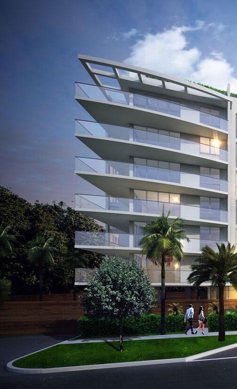 Emprendimiento The Highlands en Miami Beach