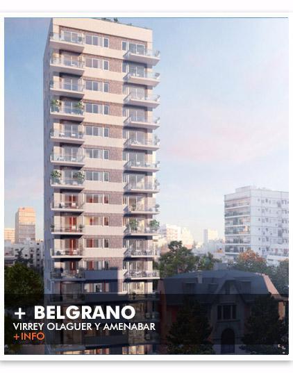 Emprendimiento (+) Belgrano - V. Olaguer 2550 (y Amenabar) en Belgrano