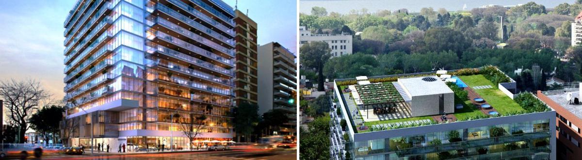 Foto Edificio en  AV. DEL LIBERTADOR 6299