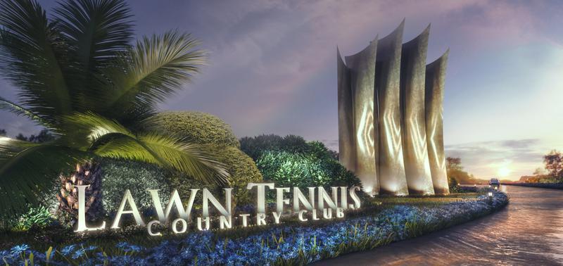 Foto Country en Parque 9 De Julio Lotes en exclusivo Country Lawn Tennis - La vida a  cinco minutos del centro numero 1
