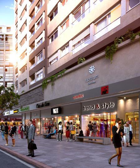 Foto Edificio en Centro  18 de Julio esqu. Tacuarembó numero 5