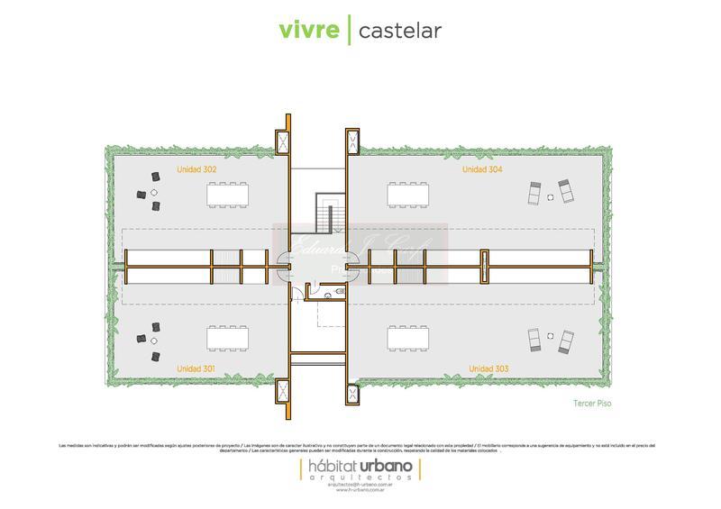 Foto Edificio en Castelar Sur Victorino de la Plaza 291 numero 14