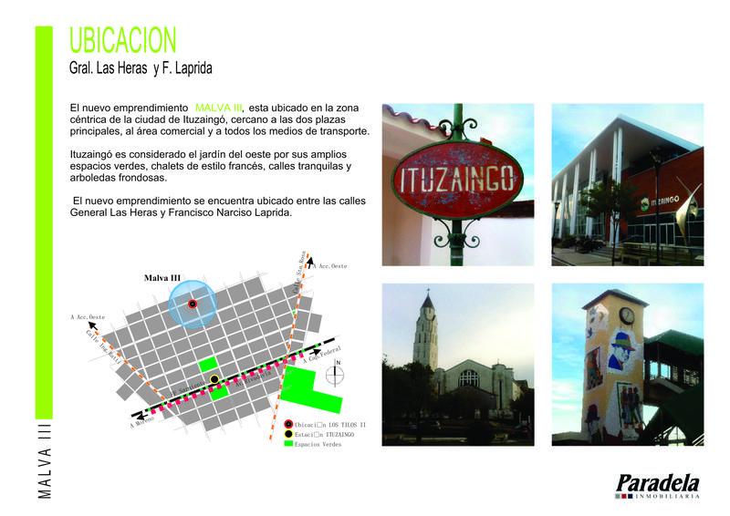 Foto Edificio en Ituzaingó Las Heras esq. Laprida numero 2