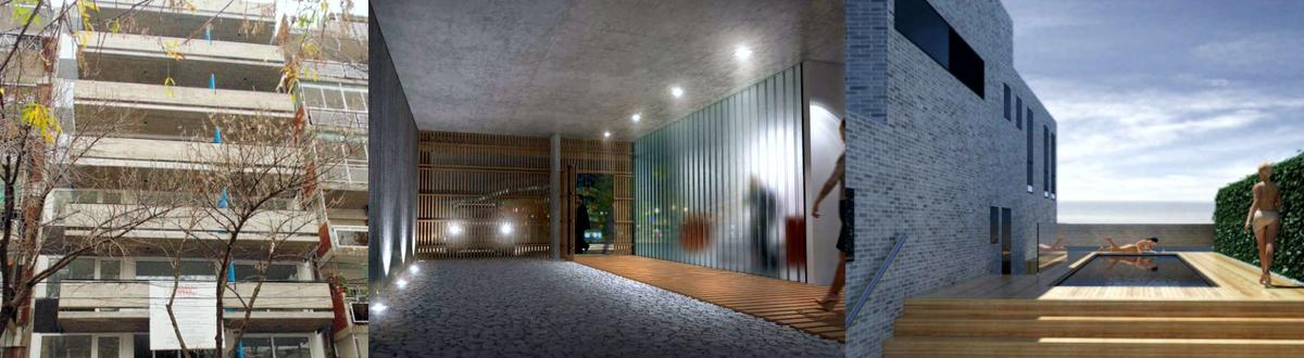 Foto Edificio en  PARAGUAY Y FITZ ROY