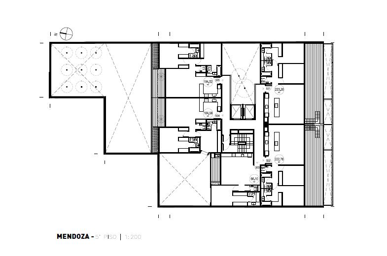 Emprendimiento Mendoza HO en Villa Urquiza