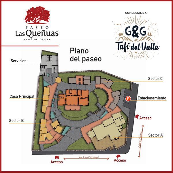 Foto unidad Local en Alquiler en  Tafi Del Valle ,  Tucumán  LOCAL 14- GALERÍA LAS QUEÑUAS