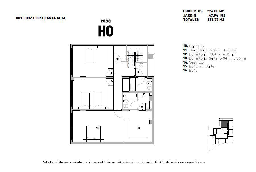 Emprendimiento Casa Ho en Coghlan