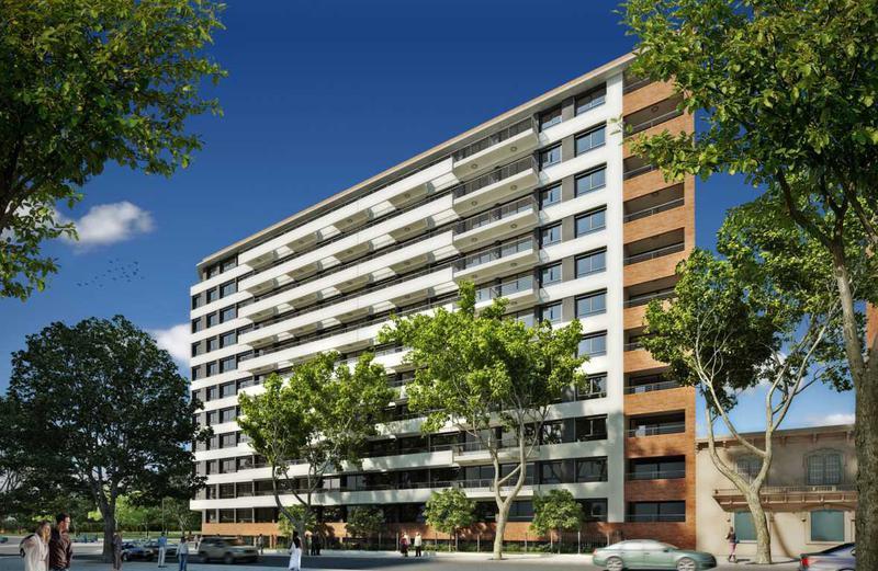 Foto Edificio en Parque Batlle Avenida Italia esq. Garibaldi numero 4