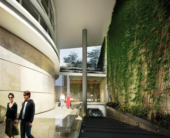 Foto Edificio en Villa Urquiza AV. OLAZABAL ESQ. AV. TRIUNVIRATO numero 2