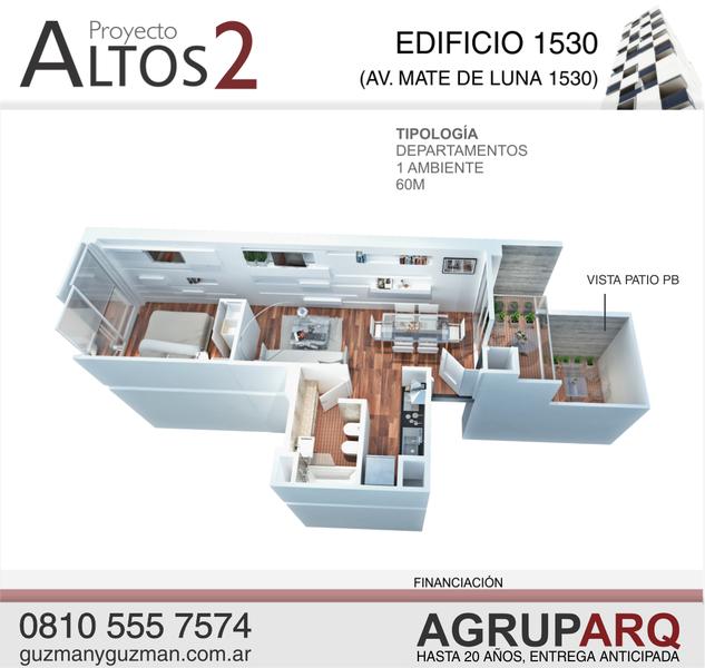 Foto Edificio en Capital de Proyecto Altos 2: 10 ubicaciones residenciales y comerciales 100% FINANCIADOS numero 7