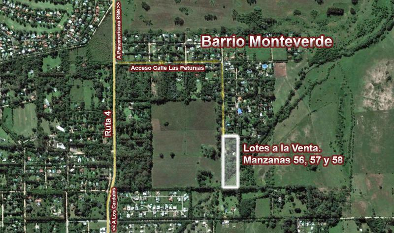 Foto Barrio Abierto en Monteverde Barrio Monteverde numero 2