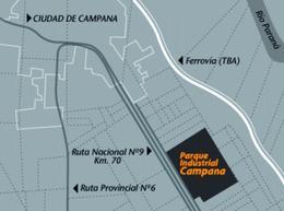 Foto thumbnail unidad Terreno en Venta en  Campana,  Campana  Panamericana Ruta 9 km 70