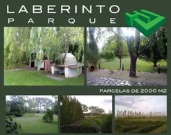 Foto Barrio Abierto en Trelew Parque Laberinto numero 1