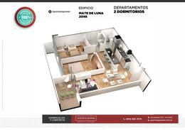 Foto Edificio en Ciudadela Edificio Av. Mate de Luna 2098 ( 1 y 2 dorm) Financiados a 20 años! numero 6