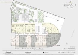 Foto Edificio en Villa Urquiza AV. OLAZABAL ESQ. AV. TRIUNVIRATO numero 16