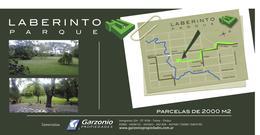Foto Barrio Abierto en Trelew Parque Laberinto numero 2