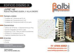 Foto Edificio en Villa Crespo Jufré 148 numero 2