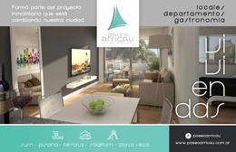 "Foto thumbnail unidad Departamento en Venta en  Don Torcuato,  Tigre  Av. Angel T. de Alvear 200 // Cuarto Piso ""E"", Monoambiente"