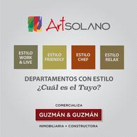 Foto thumbnail unidad Departamento en Venta en  Yerba Buena ,  Tucumán  ArtSolano, complejo cerrado.