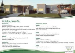 Foto thumbnail unidad Casa en Venta en  Zarate,  Zarate  Tierras de Casarella Lote con Casa
