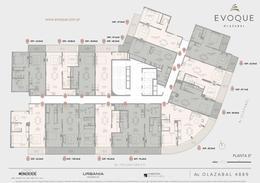 Foto Edificio en Villa Urquiza AV. OLAZABAL ESQ. AV. TRIUNVIRATO numero 17