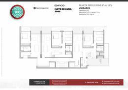Foto Edificio en Ciudadela Edificio Av. Mate de Luna 2098 ( 1 y 2 dorm) Financiados a 20 años! numero 8