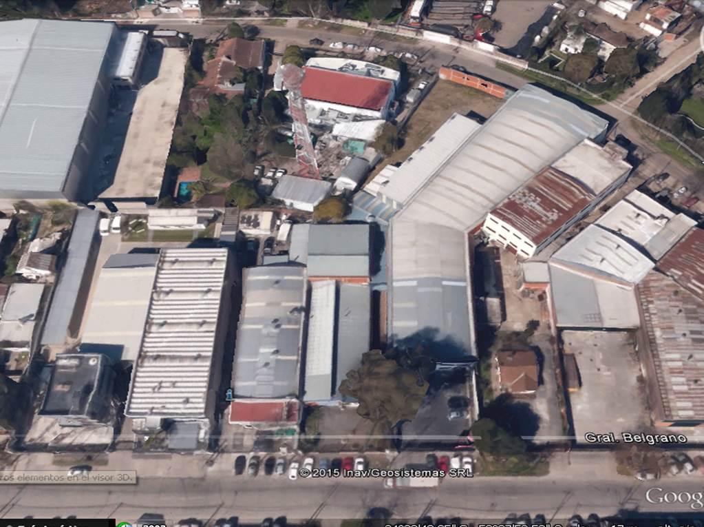 Foto Depósito en Alquiler |  en  Don Torcuato,  Tigre  Lamarca al 2400