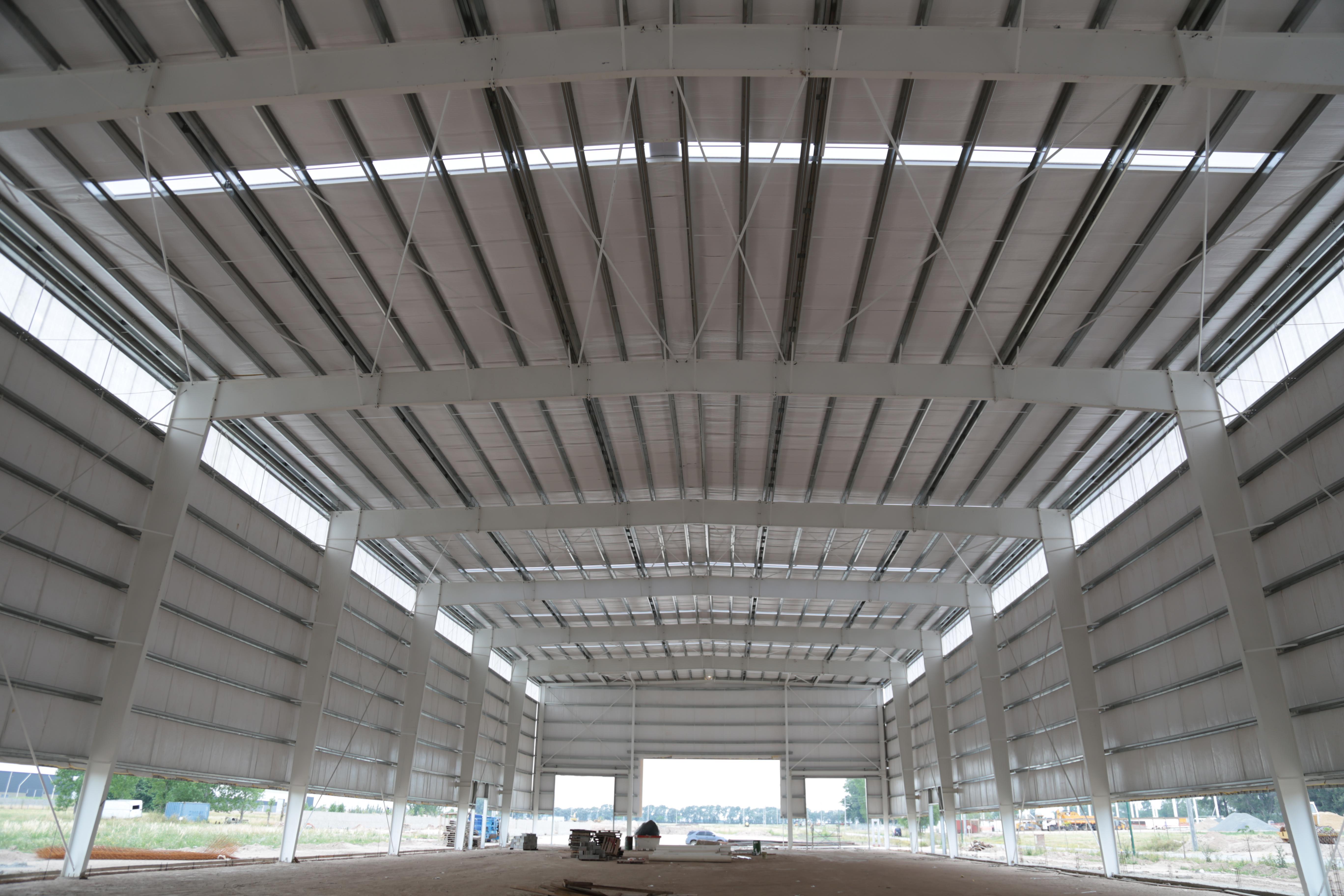 Foto Depósito en Alquiler |  en  Carlos Spegazzini,  Ezeiza  Polo Industrial Ezeiza