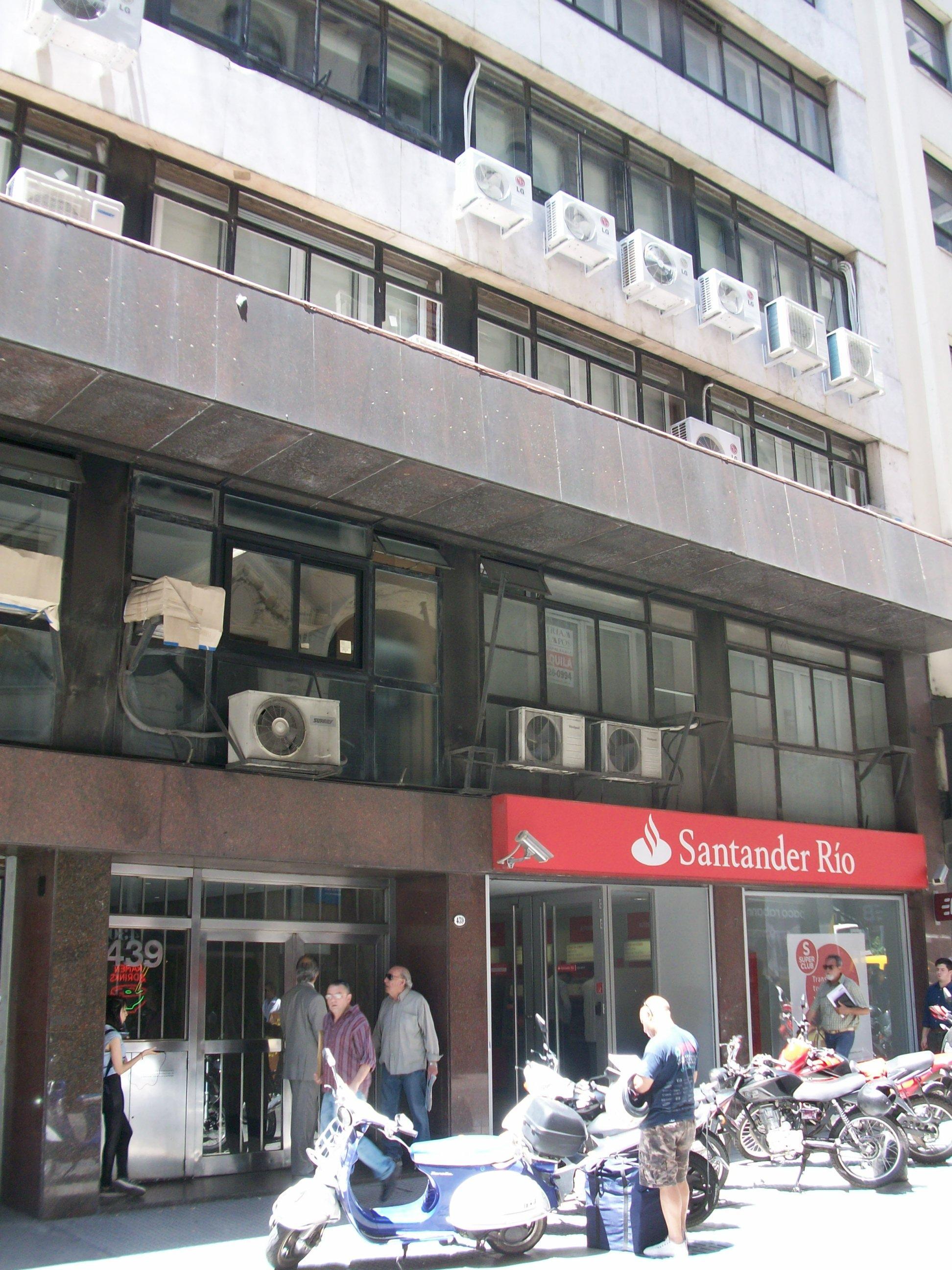 Foto Oficina en Alquiler |  en  Microcentro,  Centro  San Martin al 400