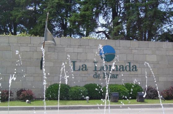 Foto Terreno en Venta |  en  La Lomada De Pilar,  Countries/B.Cerrado  La Lomada de Pilar km 43.5 lote 715
