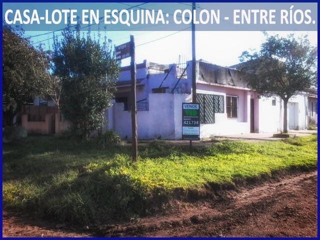 Foto Casa en Venta |  en  Colon ,  Entre Rios  Artigas esquina Río Iguazú